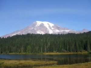 Mt. Rainier Refl. Lakes RESIZE