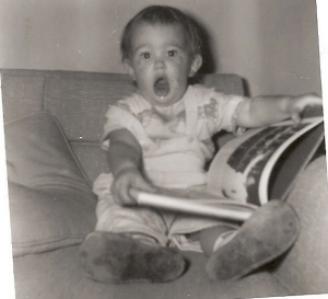 1961 -with book