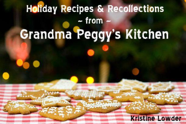 Grandma Peggy's Kitchen Cover.1